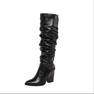 Stuart Weitzman Smashing Knee High Boots Size 5.5